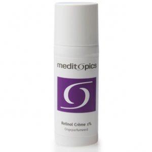 Meditopics Retinol Crème 1% 50ml
